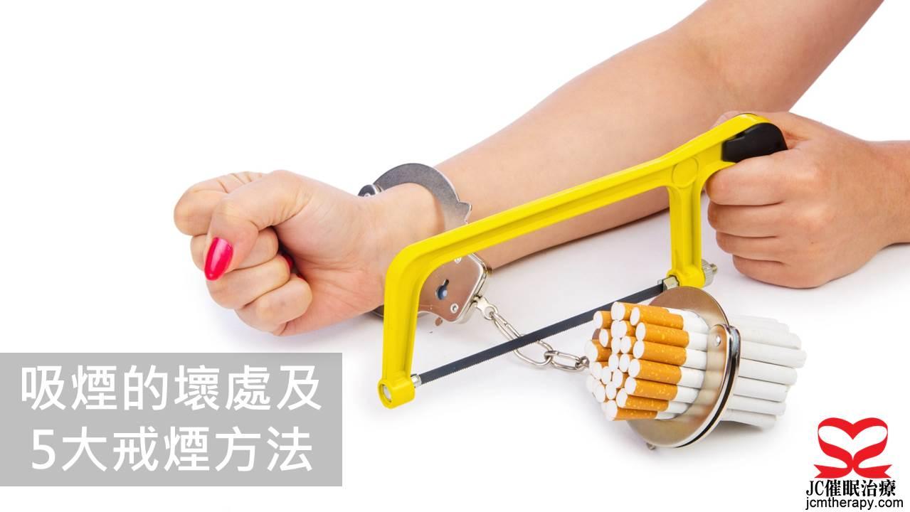 吸煙及戒煙